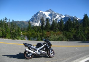 Mt. Baker Ride
